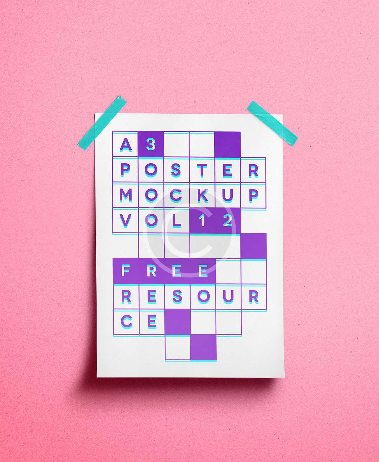 Creative poster idea